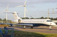 N711LS @ EGNX - At East Midlands Airport