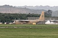 474 @ EGNX - Royal Saudi AF Hercules At East Midlands Airport