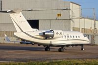 HB-JFC @ EGNX - At East Midlands Airport