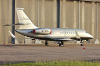 M-IKEL @ EGNX - At East Midlands Airport