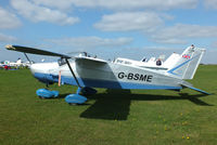 G-BSME @ EGBK - at the LAA Rally 2013, Sywell - by Chris Hall