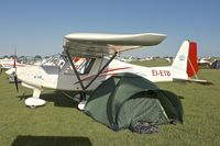 EI-ETB @ EGBK - Attended the 2013 Light Aircraft Association Rally at Sywell in the UK - by Terry Fletcher
