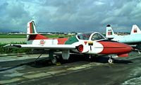 2427 @ LPST - Cessna 318 T-37C Tweety Bird [40781] Sintra-Lisbon~CS 06/05/2000. Preserved - by Ray Barber