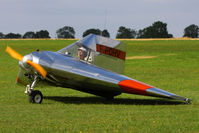 F-PDHV @ EGBK - at the LAA Rally 2013, Sywell - by Chris Hall