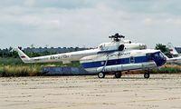 RA-27156 @ LZIB - Mil Mi-171V Hip [95979] Bratislava-M R Stefanik~OM 21/06/1996