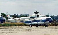 RA-22938 @ LZIB - Mil Mi-17 1V Hip [96050] Bratislava-M R Stefanik~OM 21/06/1996