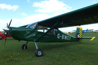G-BWCY @ EGBK - at the LAA Rally 2013, Sywell - by Chris Hall