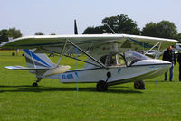 EI-SEA @ EGBK - at the LAA Rally 2013, Sywell - by Chris Hall