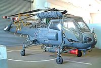 96 @ FASK - Westland Wasp HAS.1 [F.9764] (South African Navy) Swartkop~ZS 06/10/2003