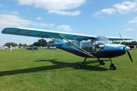 G-BXCU @ EGBK - at the LAA Rally 2013, Sywell - by Chris Hall