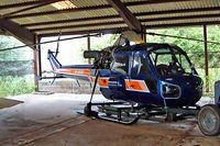 G-BXRR - Westland Scout AH.1 [F.9740] Draycott Farm~G 10/07/2004