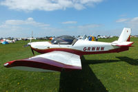 G-RWMW @ EGBK - at the LAA Rally 2013, Sywell - by Chris Hall