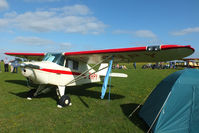 G-BRPY @ EGBK - at the LAA Rally 2013, Sywell - by Chris Hall