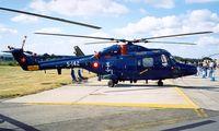 S-142 @ EGVA - Westland Lynx Mk.80 [142] (Royal Danish Navy) RAF Fairford~G 22/07/1995