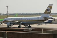 5A-DLZ @ GMMN - LYBIAN AIRLINES from Tripoli - by Jean Goubet-FRENCHSKY