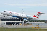 OE-LFG @ VIE - Austrian Airlines - by Chris Jilli