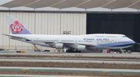 B-18210 @ KLAX - Boeing 747-400