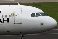5A-ONB @ EDDL - Nice Pilot - by Air-Micha