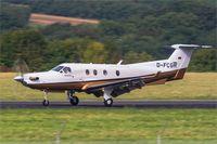 D-FCGH @ EDDR - Pilatus PC-12/45, - by Jerzy Maciaszek