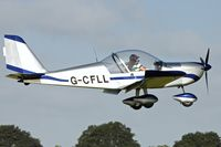 G-CFLL @ EGBK - Attended the 2013 Light Aircraft Association Rally at Sywell in the UK - by Terry Fletcher