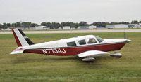 N7734J @ KOSH - Airventure 2013