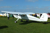 N2106V @ EGBK - at the LAA Rally 2013, Sywell - by Chris Hall
