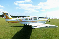 G-BMHT @ EGBK - at the LAA Rally 2013, Sywell - by Chris Hall