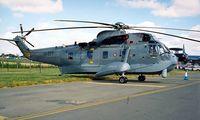 U-277 @ EGVA - Sikorsky S-61A-1 Sea King [61277] (Royal Danish Air Force) RAF Fairford~G 22/07/1995
