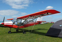 G-BUWK @ EGBK - at the LAA Rally 2013, Sywell - by Chris Hall