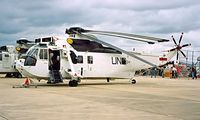 ZD480 @ EGDY - Westland WS.61 HC.4 Sea King [WA935] (Royal Navy) RNAS Yeovilton~G 15/07/1995