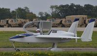 N333VM @ KOSH - Airventue 2013