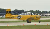 N53BR @ KOSH - Airventure 2013