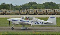 C-GDJA @ KOSH - Airventure 2013