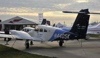 N4405K @ KOSH - Airventure 2013
