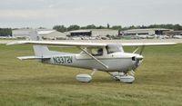 N3372V @ KOSH - Airventure 2013