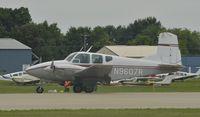 N9607R @ KOSH - Airventure 2013
