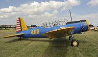 N818DM @ KOSH - Airventure 2013