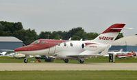 N420HM @ KOSH - Airventure 2013