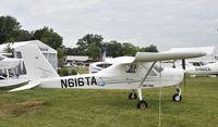 N616TA @ KOSH - Airventure 2013