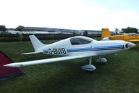 G-BUYB @ EGBK - at the LAA Rally 2013, Sywell - by Chris Hall