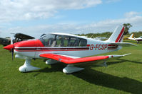 G-FCSP @ EGBK - at the LAA Rally 2013, Sywell - by Chris Hall