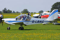 G-LBAC @ EGBK - at the LAA Rally 2013, Sywell - by Chris Hall
