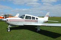 G-BTRT @ EGBK - at the LAA Rally 2013, Sywell - by Chris Hall