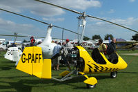 G-PAFF @ EGBK - at the LAA Rally 2013, Sywell - by Chris Hall