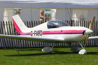 G-FARO @ EGBK - at the LAA Rally 2013, Sywell - by Chris Hall