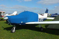 G-ATEZ @ EGBK - at the LAA Rally 2013, Sywell - by Chris Hall