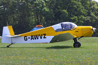 G-AWVZ photo, click to enlarge