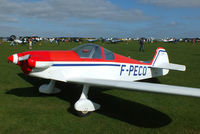 F-PECQ @ EGBK - at the LAA Rally 2013, Sywell - by Chris Hall