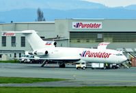 C-GTKF @ YYJ - Purolator Boeing 727-225 operated by Kelowna Flightcraft at YYJ. - by Kai Hansen