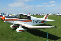 G-BIOI @ EGBK - at the LAA Rally 2013, Sywell - by Chris Hall